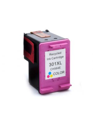 HP 301 XL cartridge kleur huismerk HP301XLCMYCH564EE-KHL